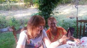 Marlene and Ginny