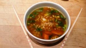 Thai soup for Annabelle