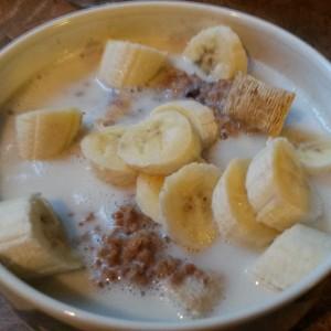 Day 16 breakfast