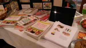 Books health fair