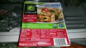 Firm tofu