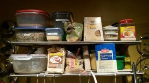 Grain shelf 2