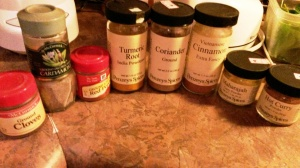 Spices for stew