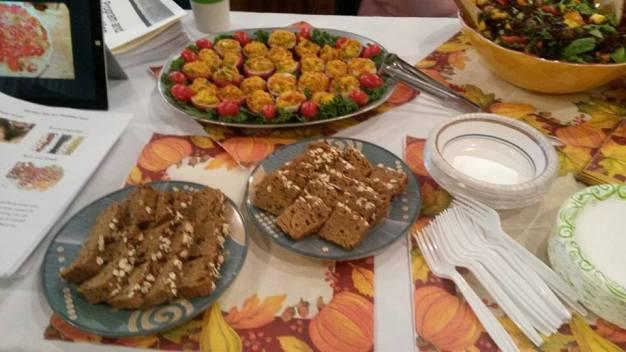 Table 3  health fair