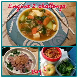 E2 challenge Day 1