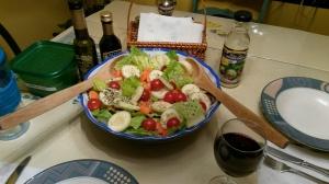 bday salad