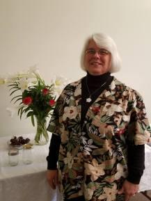 Debbie, Spring 2016